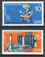 DDR 1975 Mi. Nr. 2023-2024 Postfrisch ** MNH