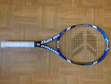 NEW RARE Pro Supex Dynamic Energy 100 head 4 1/2 grip Aero DRIVE Tennis Racquet