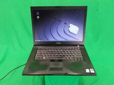 Dell Latitude E6500 Core 2 Duo @ 2.40GHz 250GB HDD 4GB RAM Linux Mint 19 laptop
