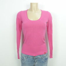 EDC BY ESPRIT Pullover Strick Knit Pink Gr. S 36