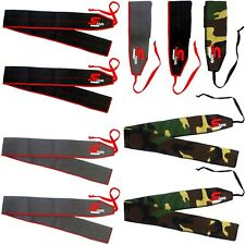 """Wrist Wraps Weight Lifting Straps Gym Training Support Strenght Wraps 35"""""""