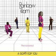 Rainbow TEAM-A Song for You - LP  2019 Remastered trasparente YELLOW