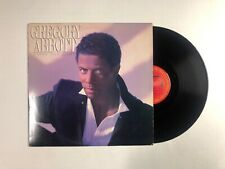 GREGORY ABBOTT Shake You Down LP Columbia BFC40437 US 1986 VG++ W PRESS KIT 9D