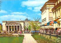 AK, Berlin Mitte, Blick vom Operncafé zur Neuen Wache, 1973