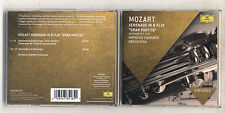 Cd MOZART SERENADE IN B FLAT Gran Partita E flat - Orpheus Chamber Orchestra