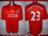 Liverpool BNWT Carragher Testimonial Adidas NEW XXL Football Soccer Jersey Shirt