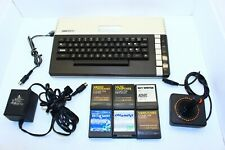 Vintage Atari 800XL Computer w/ Games *TESTED, WORKING*