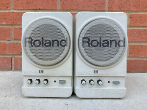 Roland MA-12 Micro Monitor Personal Desktop Speaker MA12 Vintage