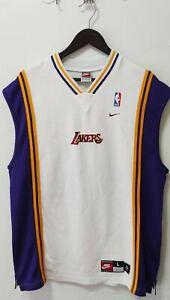 KOBE BRYANT Los Angeles LAKERS  NIKE Practice VINTAGE Jersey NBA Large