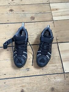 Black Specialized MTB shoes Tahoe Sport Size 8 UK