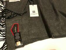 Givenchy Herren Grau Schals Neu mit Etikett