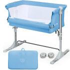 Best Travel Bassinets - Portable Baby Bed Side Sleeper Infant Travel Bassinet Review