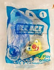 New Ice Age Continental Drift SID McDonald's Toy #1 Figure Figurine Cake Topper