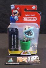 "Bone Piranha plant Super Mario World of Nintendo 2.5"" figure Jakks Pacific"