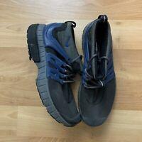 Vintage 2002 Nike Air Presto Roam 304655-041 Size Men Large 11-12 Preowned Black