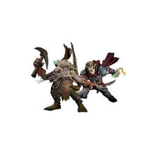 World of Warcraft serie 8 GNOME Rogue & Kobold Miner 2 figuras PVC DC Direct