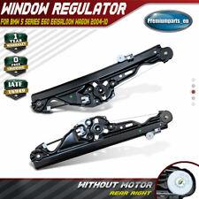 Window Regulator W/o Motor for BMW 5 Series E60 E61 Rear Left & Right 2001-2010