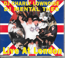 CHARLY LOWNOISE & MENTAL THEO - Live at London CDM 3TR Hardcore 1994 Holland