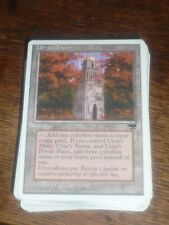 3x Urza/'s Tower Plains played MTG Chronicles Magic