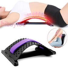 Back Magic Stretcher Lower Lumbar Massage Support Spine Posture Corrector