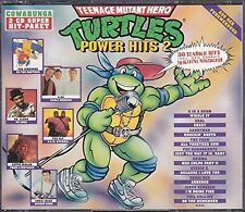 Turtles Power Hits 2 (1991) Dimples D, Seal, Candyman, Time to Time, A-.. [2 CD]