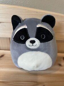 "Squishmallow Rocky The Raccoon 5"" Plush"