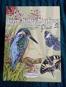 THE JAYNE NETLEY MAYHEW COLLECTION PART 2  - CD-ROM, 2-DISC BOX SET LIKE NEW