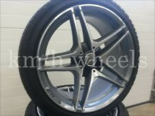 orig. AMG C63 Mercedes Winterräder 19 Zoll A2054011900 A2054012000 Winterreifen