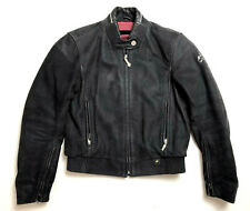 BMW Atlantis 2 Motorcycle Jacket Black Leather Women's $1100