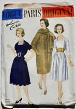 Vogue 1950s Era Collectable Sewing Patterns
