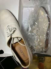 Aldo Men's Tan Suede dress Shoes,Size 10.5/NEW WITH BOX&WRAPPING!! org $120.00