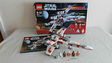 Lego 6212 Star Wars X-Wing Fighter. Boxed.