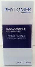 PHYTOMER HydraContinue 12H Moisturizing Flash Gel 1 oz 30ml Same Day Shipping