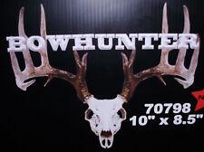 "Mathews european mount picture bowhunter decal die cut 10"" x 9"""