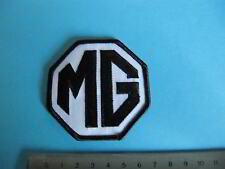MG MGF  MG TF AUFNÄHER  12,8x12,8