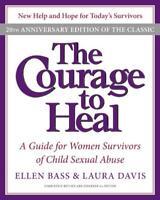 THE COURAGE TO HEAL - BASS, ELLEN/ DAVIS, LAURA - NEW PAPERBACK BOOK