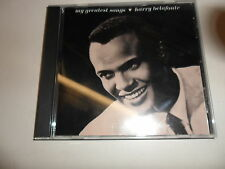 Cd    Harry Belafonte  – My Greatest Songs
