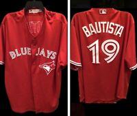 Majestic Blue Jays Jose Bautista 2XL Jersey