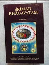 SRIMAD BHAGAVATAM - PRIMO CANTO -  A.C. Bhaktivedanta Swami Prabhupada