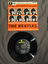 45t The Beatles - Extracts From The Album A Hard Day's Night - GEP 8924 - NM