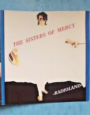 The Sisters Of Mercy ‎– Radioland -RARE ORIGINAL 1991 CD