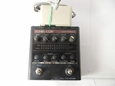 TC HELICON VOICETONE CORRECT VOCAL EFFECTS PROCESSOR PEDAL PITCH w/ADAPTER