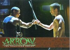 Arrow Season 1 Bronze Parallel Training Chase Card TR9