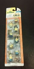 New Movie Minions 8-Piece Gift Set Figures Wal-Mart Exclusive