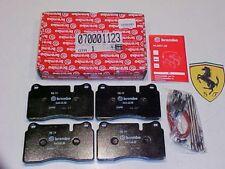 Ferrari 430 Rear Brake Pads_Sensor Wires_Retainer Springs_Challenge_70001123_OE