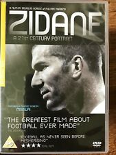 ZIDANE: A 21st Century Portrait 2006 Zinedine FRANCES FUTBOLISTA DOCUMENTAL DVD