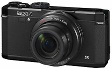 Pentax MX-1 12 MP Black Digital Camera with 4x Optical Image Stabilized Zoom NEW
