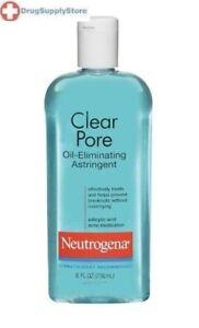 Neutrogena Clear Pore Oil Eliminating Astringent, 8 Ounce