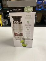 Waste King L-1001 Garbage Disposal with Power Cord 1/2 HP A-756