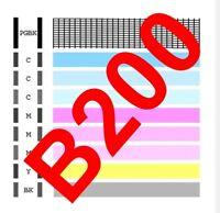Deaktivierung Fehler B200 QY6-0082 MG5752 MG5751 MG5550 MG5650 MG6450 MG5750